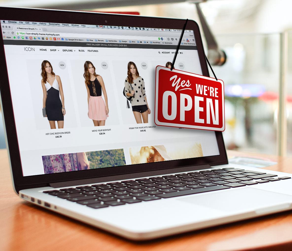 На чем лучше всего сделать интернет магазин компания крым челябинске сайт